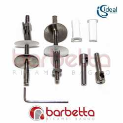 CERNIERE KIT RICAMBIO IDEAL STANDARD J4665BJ