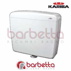 CASSETTA A ZAINO ESTERNA BIANCA SUPER KARIBA 334011