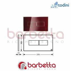 PLACCA STYLE BORDEAUX ITS TODINI 20.15/S/BO