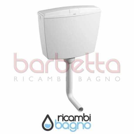 CASSETTA A ZAINO OLIVER SMERALDO A DOPPIO SCARICO 407201