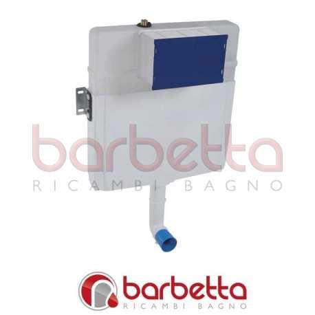 CASSETTA INCASSO SCHWAB ES80 COMPLETA DI PLACCA 670052