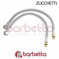 "Flessibile Inox 8x1x3/8"" Zucchetti R99090"
