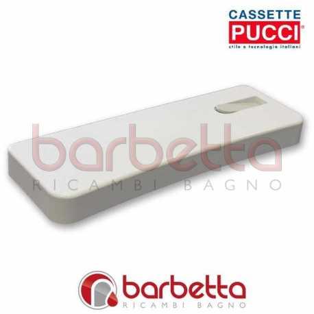 COPERCHIO BIANCO UN PULSANTE PUCCI 80004010