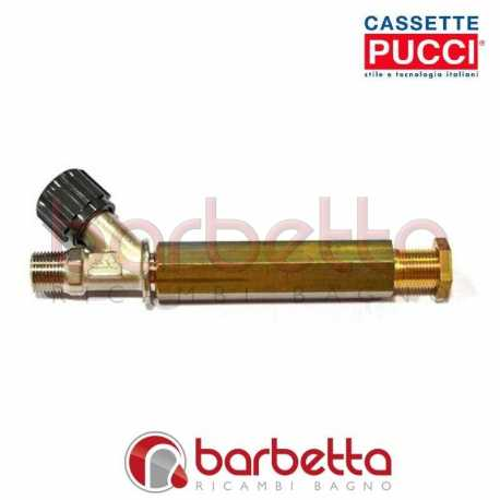 RUBINETTO DI CHIUSURA PER CASSETTA PUCCI SARA 80009043