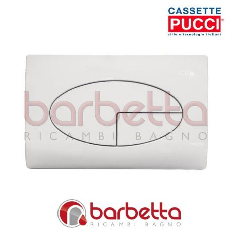 PLACCA PUCCI ECO BIANCA 80000520