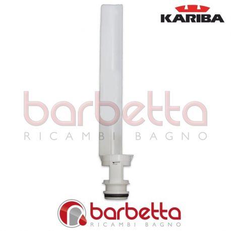 PILETTA ESTRAIBILE MONOLITH INCASSO KARIBA 305123