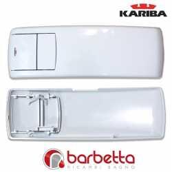 COPERCHIO TOP DUO BIANCO KARIBA 336201