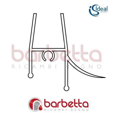 GUARNIZIONE INFERIORE PORTA L TONIC IDEAL STANDARD LV11567