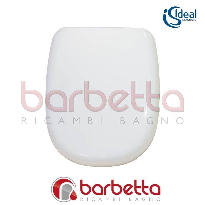 sedile copriwater ideal standard tesi bianco t663001
