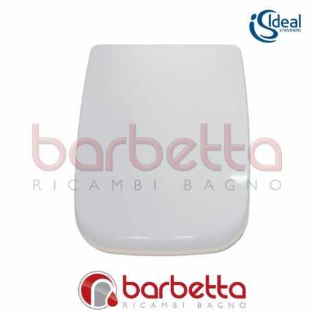 SEDILE COPRIWATER IDEAL STANDARD VENTUNO BIANCO T634301