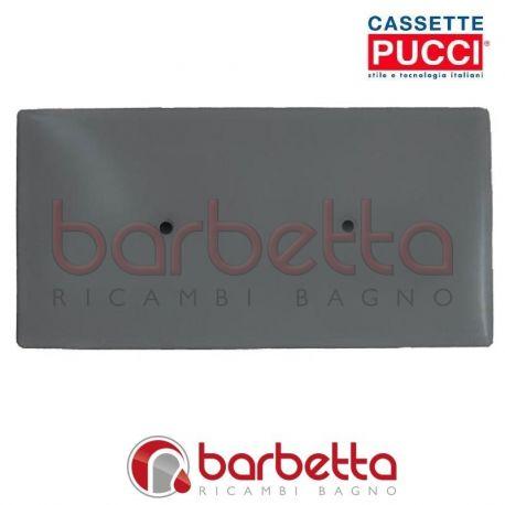 PLACCA PUCCI INOX 80009068