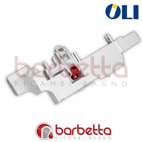 BLOCCO DI MOVIMENTAZIONE CON LEVE DIAMANTE OLIVER OL0601035